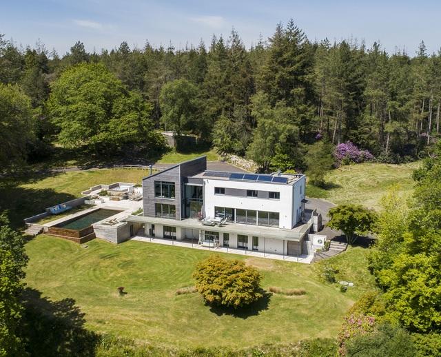 Những ngôi nhà xanh mà vẫn đầy tiện nghi của thế kỷ 21 - 10