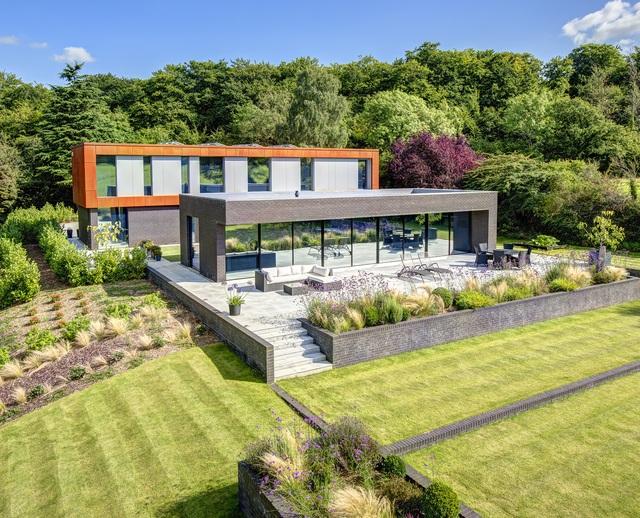 Những ngôi nhà xanh mà vẫn đầy tiện nghi của thế kỷ 21 - 5