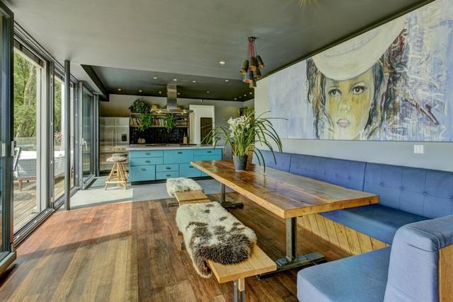 Những ngôi nhà xanh mà vẫn đầy tiện nghi của thế kỷ 21 - 9