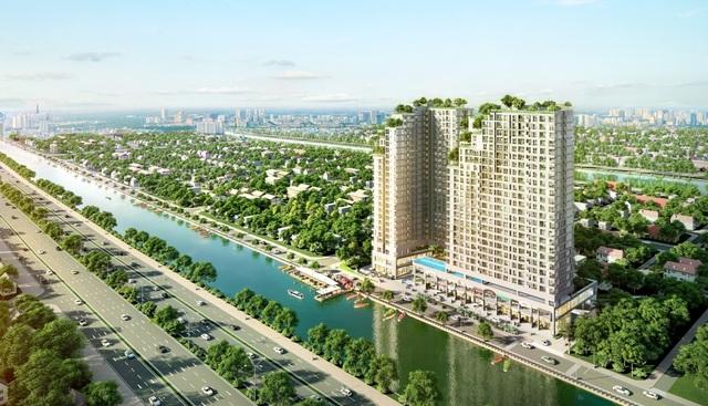 D-Aqua: Hạng mục đầu tư và an cư lý tưởng tại trung tâm Sài Gòn - 1