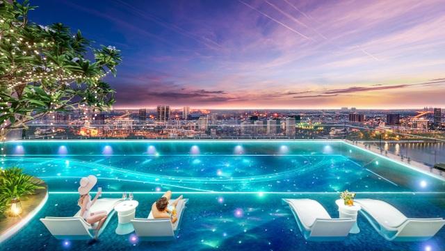D-Aqua: Hạng mục đầu tư và an cư lý tưởng tại trung tâm Sài Gòn - 2