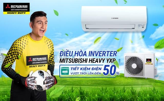 Đại sứ Đặng Văn Lâm giới thiệu các dòng điều hòa inverter tiết kiệm điện của Mitsubishi Heavy Industries - 1