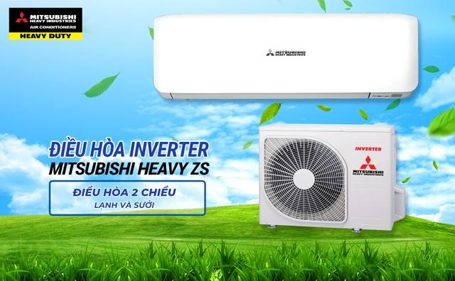 Đại sứ Đặng Văn Lâm giới thiệu các dòng điều hòa inverter tiết kiệm điện của Mitsubishi Heavy Industries - 3