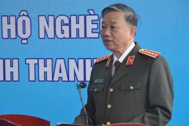Bộ trưởng Tô Lâm trao tặng nhà cho người nghèo vùng cao Thanh Hóa - 4