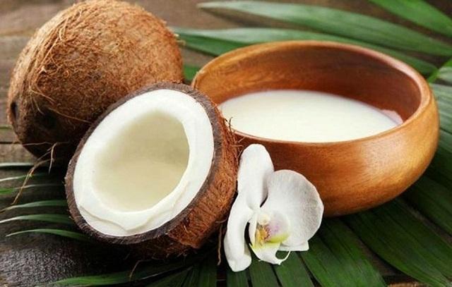 Cách làm cốt dừa tại nhà để pha cà phê - 1