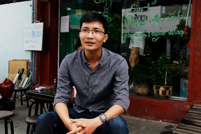 Uống cà phê trả tiền bằng sách độc lạ ở Sài Gòn - 3