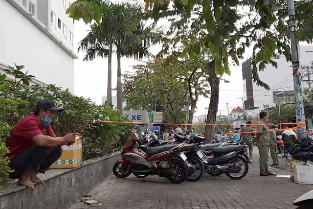 Hai cô gái tử vong nghi bị rơi lầu chung cư ở Sài Gòn - 2