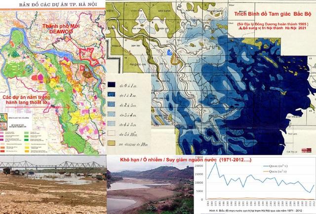 Không tính chuyện xây nhà bán đất, lấy thuận thiên quy hoạch sông Hồng - 2