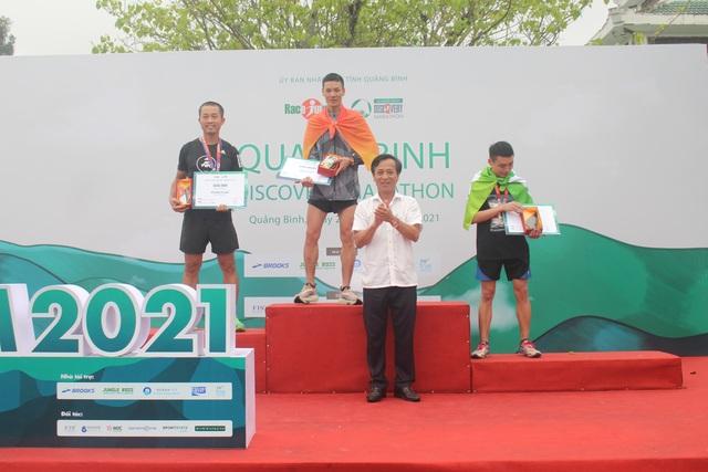 Ông Đoàn Ngọc Hải chinh phục 42km marathon tại Phong Nha - Kẻ Bàng - 5