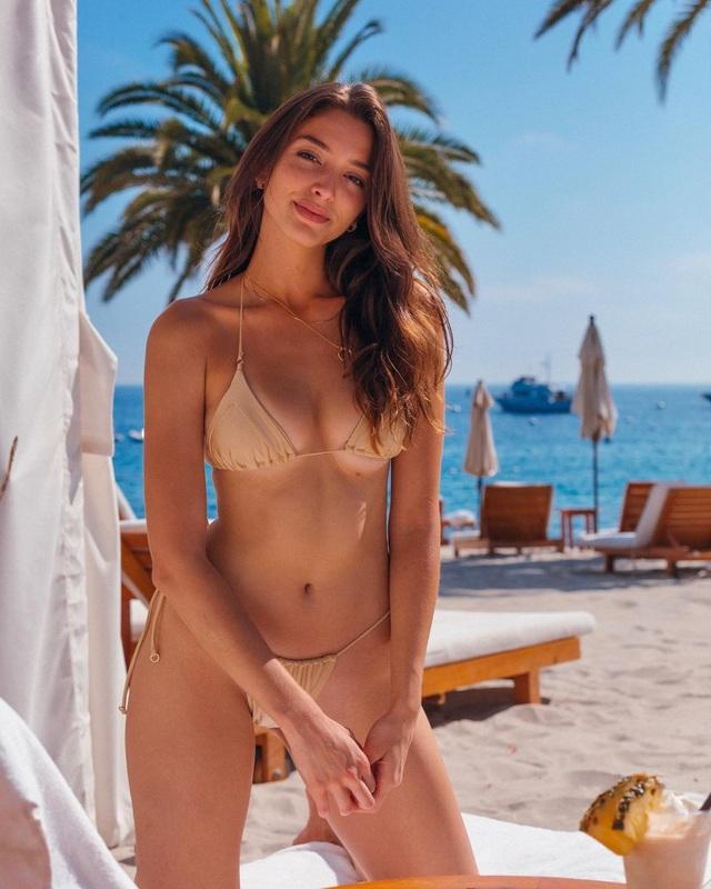 Mê đắm loạt ảnh bikini nóng bỏng của hot girl người Mỹ - 4