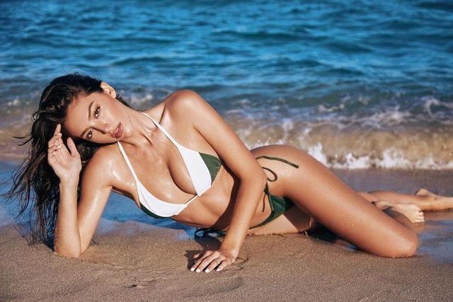Mê đắm loạt ảnh bikini nóng bỏng của hot girl người Mỹ - 6