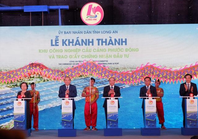 Thủ tướng khảo sát dự án nhà máy điện 3 tỷ USD ở Long An - 3