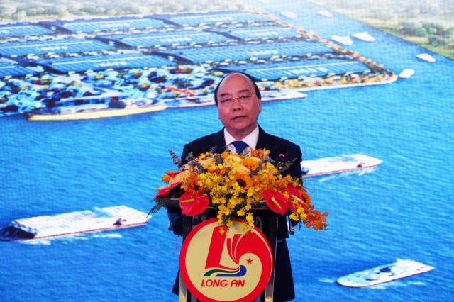 Thủ tướng khảo sát dự án nhà máy điện 3 tỷ USD ở Long An - 4