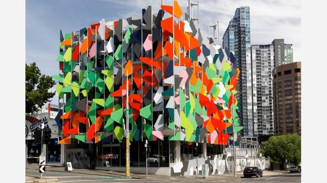6 công trình kiến trúc xanh đẳng cấp thế giới - 1