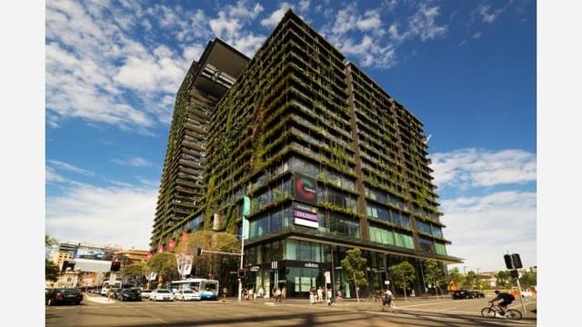 6 công trình kiến trúc xanh đẳng cấp thế giới - 2