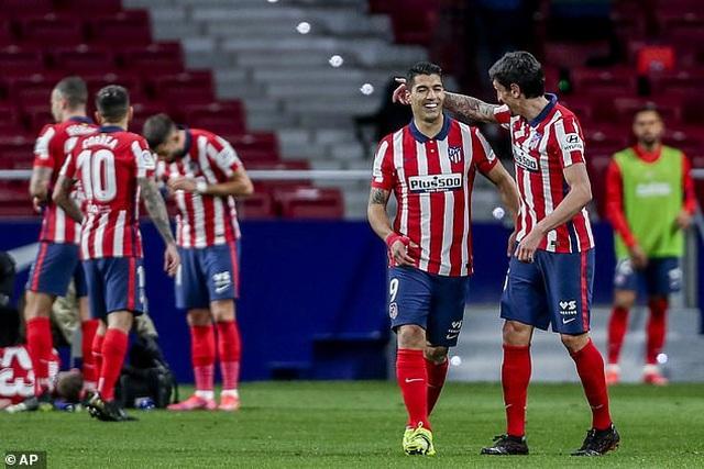 Luis Suarez đạt mốc 500 bàn, Atletico tiếp tục bỏ xa Barcelona, Real Madrid - 8