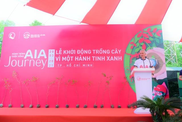 AIA Việt Nam phủ xanh 10.000 cây cho rừng phòng hộ Cần Giờ - 6