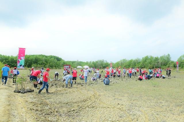 AIA Việt Nam phủ xanh 10.000 cây cho rừng phòng hộ Cần Giờ - 8