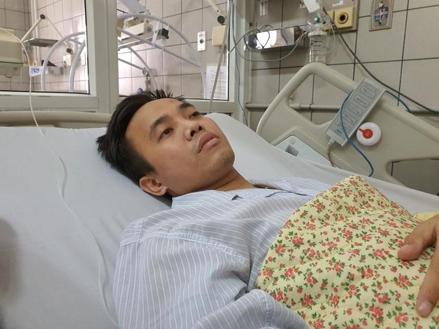 Xót xa cảnh chàng trai bất ngờ gặp biến chứng sau ca ghép tạng từ người cha - 4