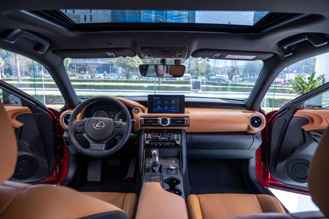 Chất thể thao trên Lexus IS 2021 chinh phục khách hàng trẻ Việt - 3