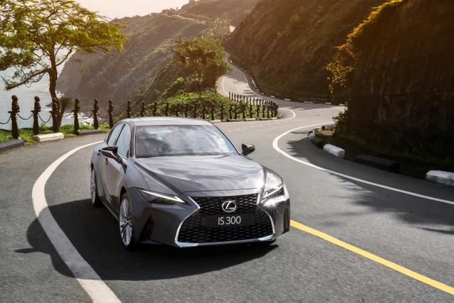 Chất thể thao trên Lexus IS 2021 chinh phục khách hàng trẻ Việt - 4