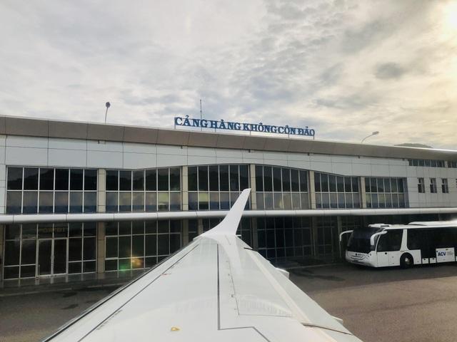 Cục Hàng không tuýt còi việc gây xáo trộn giờ bay tại Côn Đảo - 1