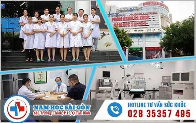 Nam học Sài gòn - phòng khám uy tín chuyên điều trị bệnh nam khoa tại TP. HCM - 2
