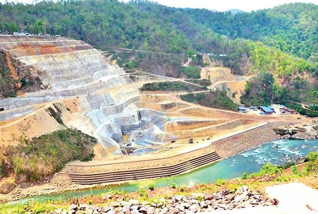 Dự án thủy điện 1,5 tỷ USD ở Myanmar tự đình chỉ để phản đối đảo chính - 1