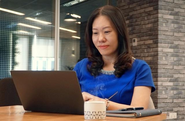 Phụ nữ trong ngành tài chính có những lợi thế nhất định - 2
