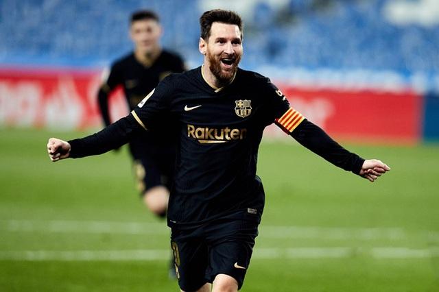 Messi lập kỷ lục vĩ đại trong ngày tỏa sáng rực rỡ - 2
