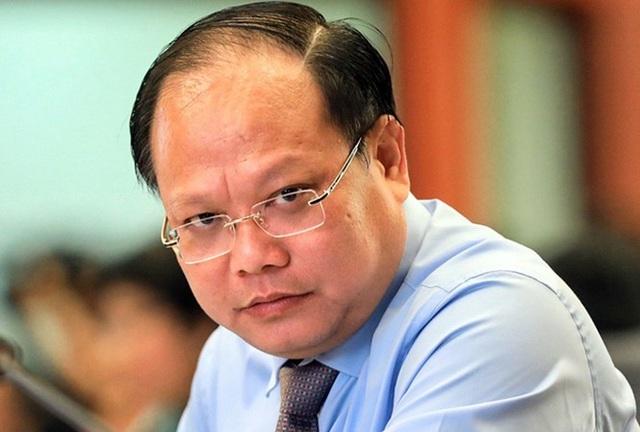 Ban Bí thư kỷ luật khai trừ Đảng với ông Tất Thành Cang - 1