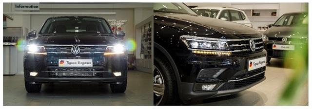 Tặng Gói phụ kiện 100 triệu cho SUV Tiguan bán chạy nhất của Volkswagen - 1