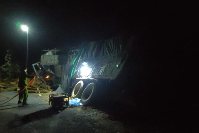 Tai nạn thảm khốc 7 người tử vong trên dốc Bả Vai - 3