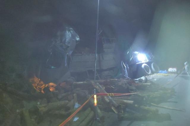 Tai nạn thảm khốc 7 người tử vong trên dốc Bả Vai - 2