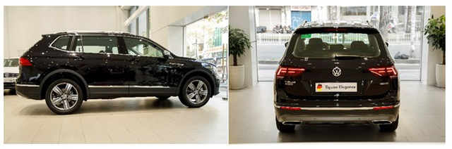 Tặng Gói phụ kiện 100 triệu cho SUV Tiguan bán chạy nhất của Volkswagen - 2