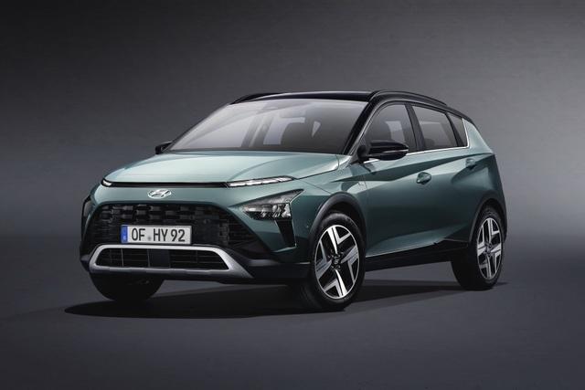 Chốt giá rẻ hơn dự kiến, Bayon trở thành mẫu SUV rẻ nhất của Hyundai - 1
