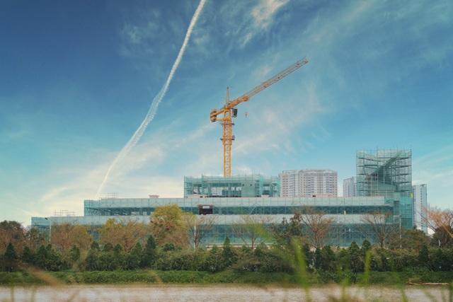 Bệnh viện Đại học Y Khoa Tokyo sắp khai trương tại Ecopark - 2