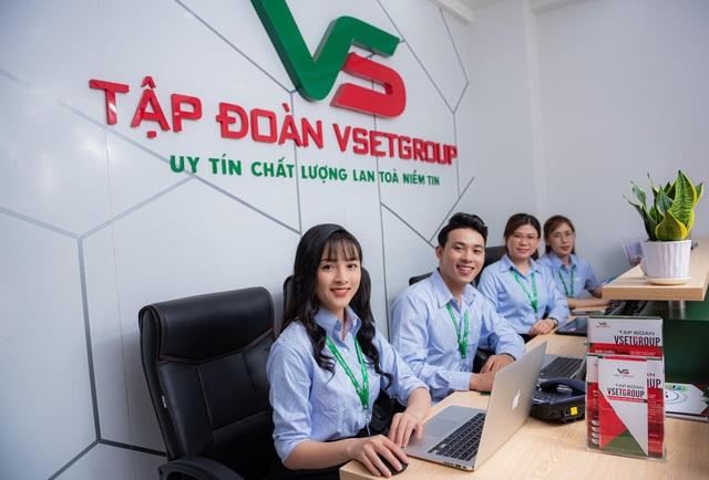Tại VsetGroup, cụm từ làm thuê không được phép sử dụng - 2