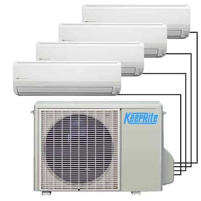 Có nên lắp nhiều dàn lạnh điều hòa chung cục nóng để tiết kiệm diện tích? - 1