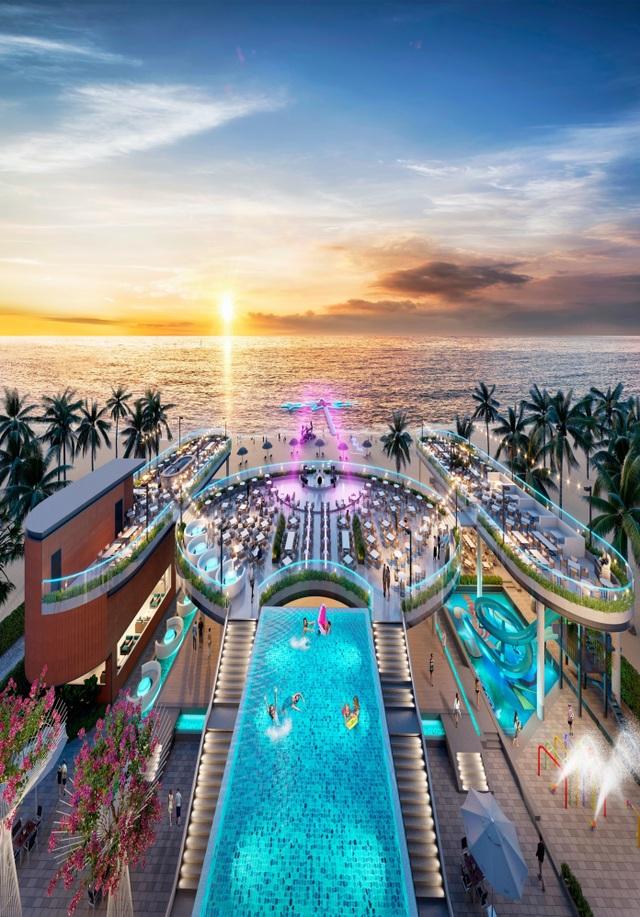 Long Beach Resort Phú Quốc lộ diện ngay trung tâm đảo Ngọc - 2
