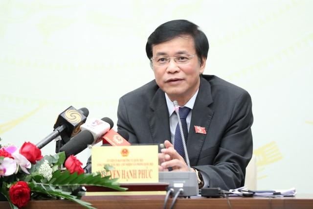 Quốc hội miễn nhiệm, bầu mới 25 chức danh lãnh đạo Nhà nước - 2