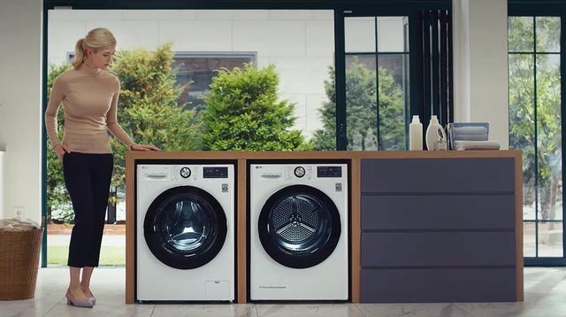 Máy giặt sấy dùng trí tuệ nhân tạo LG AI DD đánh bay nỗi lo trời nồm - 2
