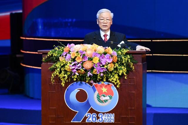 Tổng Bí thư, Chủ tịch nước: Thanh niên có mạnh thì dân tộc mới mạnh - 2