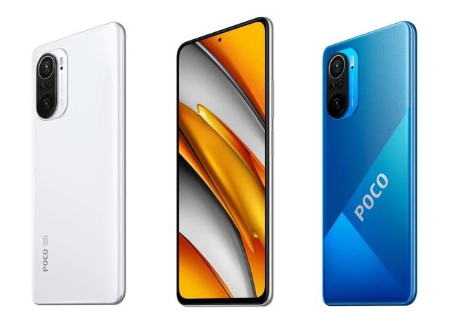 Xiaomi ra mắt bộ đôi smartphone Poco với cấu hình mạnh, giá mềm - 1