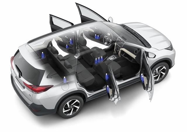 Đánh giá Toyota Rush: Xe SUV đa dụng dành cho gia đình - 5