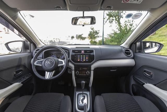 Đánh giá Toyota Rush: Xe SUV đa dụng dành cho gia đình - 4