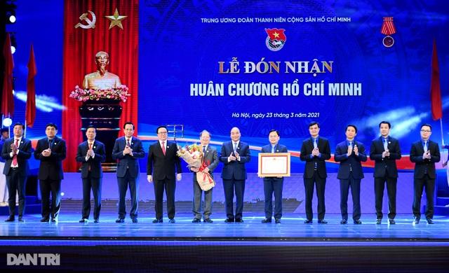 Những hình ảnh ấn tượng trong lễ kỷ niệm 90 năm thành lập Đoàn TNCS HCM - 4