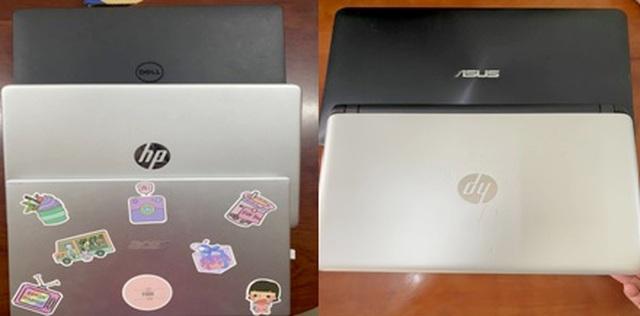 Thanh niên đột nhập công ty tài chính trộm 5 laptop - 2