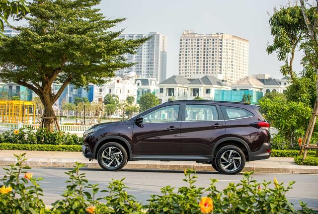 Đánh giá Toyota Rush: Xe SUV đa dụng dành cho gia đình - 1