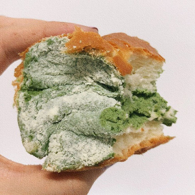Tranh nhau đặt mua bánh mì trông như bị mốc với giá gần 65 nghìn đồng/chiếc - 2